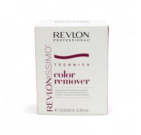 REVLON COLOR REMOVER 2X100ML (PRE/POST)