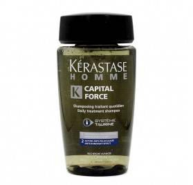 KERASTASE HOMME CAPITAL FORCE BAIN ANTI CASPA 250ML