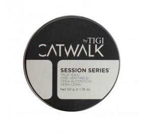 TIGI CATWALK SESSION SERIES TRUE WAX 50ML