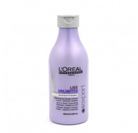 LOREAL EXPERT CHAMPÚ LISS UNLIMITED 250ML