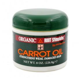 ORS CARROT OIL CREME 227GR