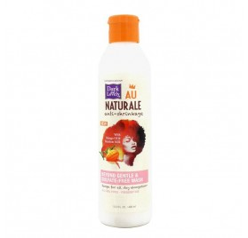 DARK & LOVELY AU NATURALE ANTI-SHRINKAGE WASH SULFATE FREE 400ML