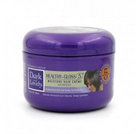 SOFT & SHEEN CARSON DARK & LOVELY HEALTHY GLOSS 5 MOISTURE HAIR CREME 180ML