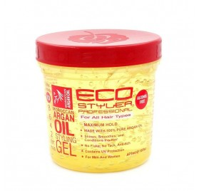 ECO STYLER STYLING GEL ARGAN OIL 473ML