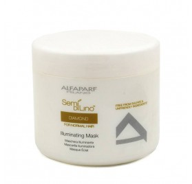 ALFAPARF SEMIDILINO DIAMOND ILLUMINATING MASCARILLA 500ML