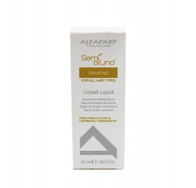 ALFAPARF SEMIDILINO DIAMOND CRISTAL LIQUID 50ML