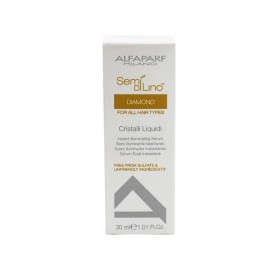 ALFAPARF SEMIDILINO DIAMOND CRISTAL LIQUID 30ML