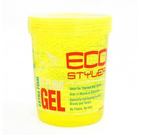 ECO STYLER STYLING GEL COLOR YELLOW 907GR