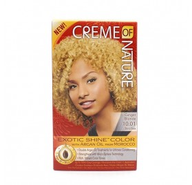 CREME OF NATURE ARGAN COLOR GINGER BLONDE 10.01