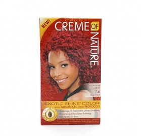 CREME OF NATURE ARGAN COLOR INTENSIVE RED 7.6