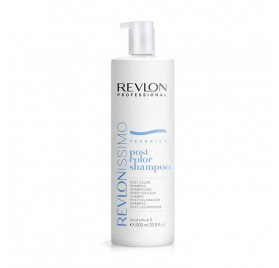 REVLONISSIMO CHAMPÚ POST COLORACION 1000ML (PH 4.5)