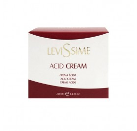 LEVISSIME ACID CREAM 200ML (REGULA PH)
