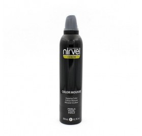 NIRVEL COLOR MOUSSE PERLA 300ML