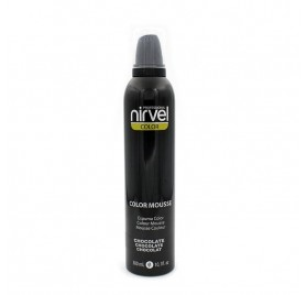 NIRVEL COLOR MOUSSE CHOCOLATE 300ML