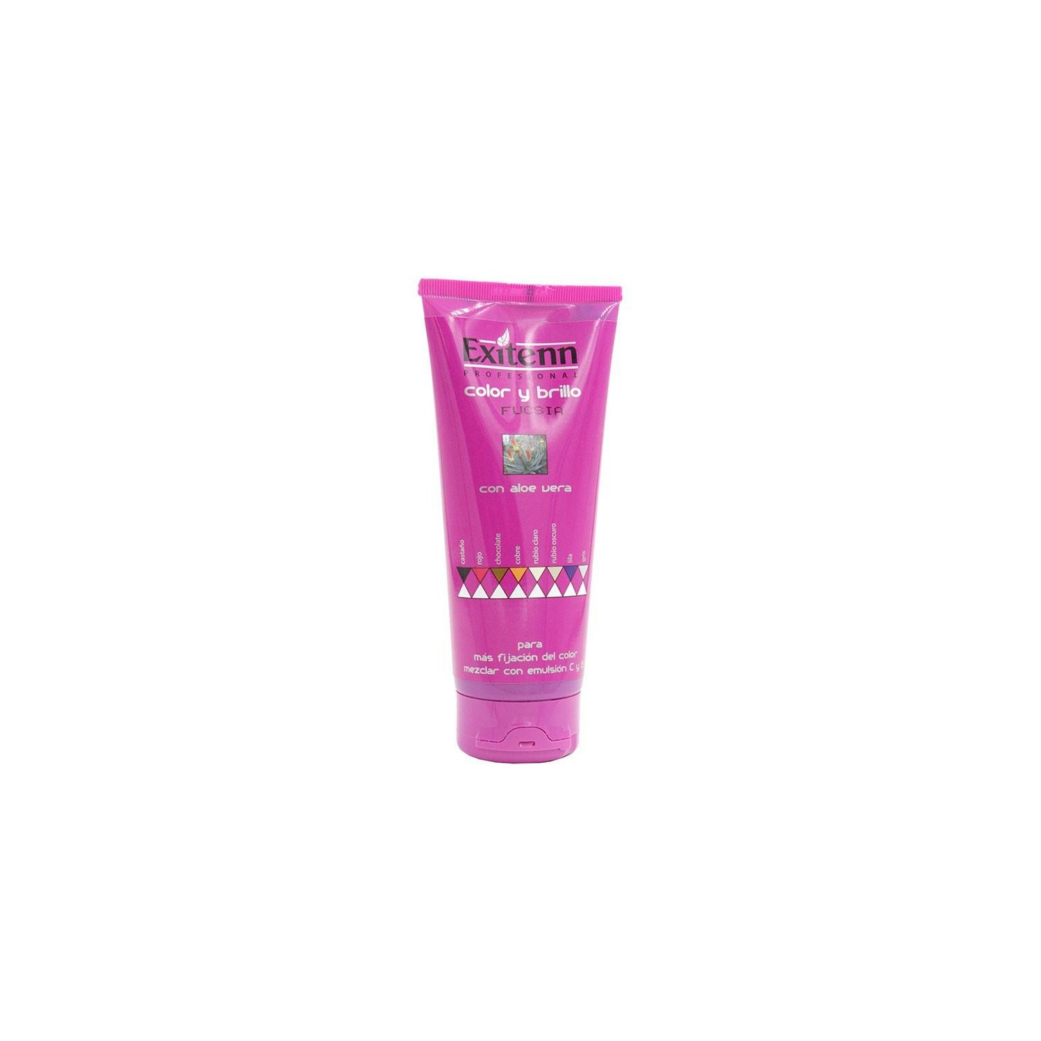 Exitenn Color Y Brillo Fucsia 200 Ml