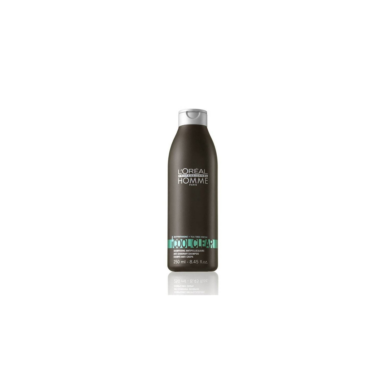 Loreal Homme Shampoo Cool Clear 250 Ml