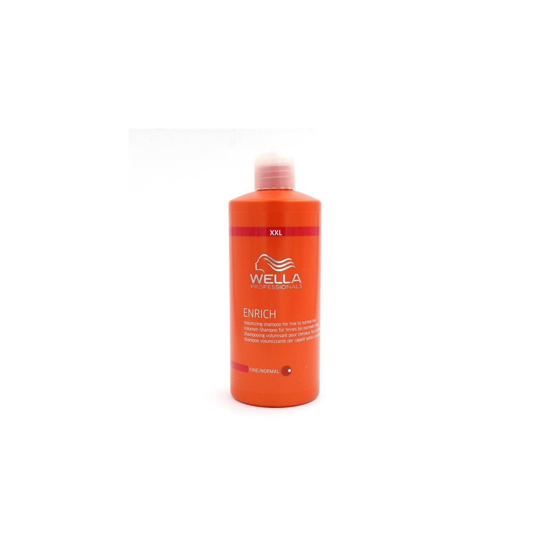 WELLA ENRICH SHAMPOO SHAMPOO THIN HAIR/NORMAL 1000 ml