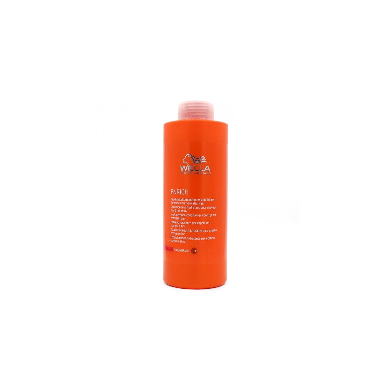 Wella Enrich Acondicionador Cabello Fino/normal 1000 Ml
