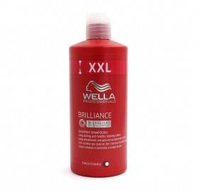 Wella Brilliance Shampoo Normal Hair/thin 1000 Ml