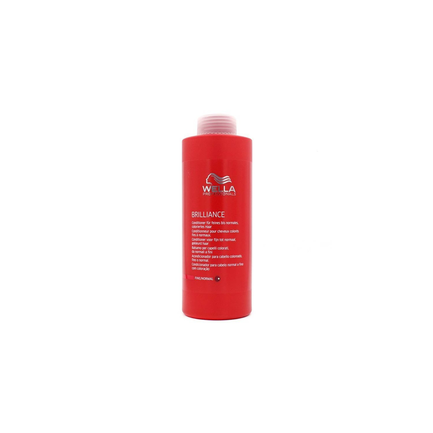 Wella Brilliance Acondicionador Cabello Fino/normal 1000 Ml