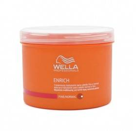 WELLA ENRICH MASCARILLA HIDRATANTE CABELLO FINO/NORMAL 500 ml