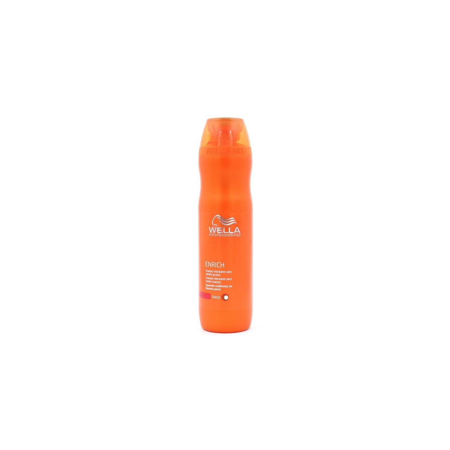 WELLA ENRICH SHAMPOO SHAMPOO THICK HAIR 250 ml