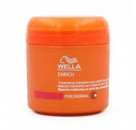 Wella Enrich Shampoo Mask Moisturizing Thin Hair/normal 150 Ml