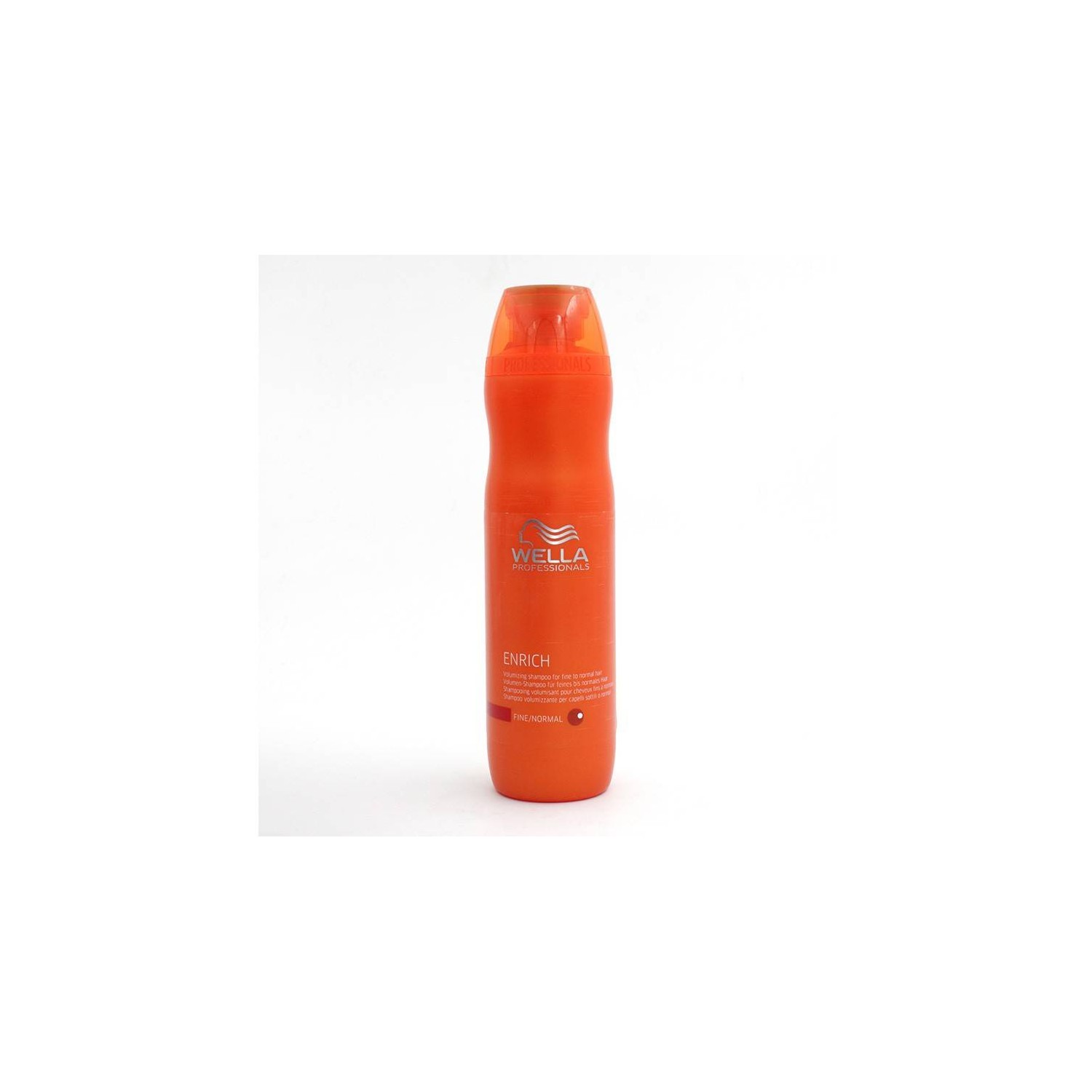 Wella Enrich Shampoo Shampoo Thin Hair/normal 250 Ml