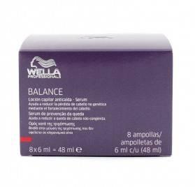 WELLA BALANCE LOTION HAIR LOSS 8X6 ml