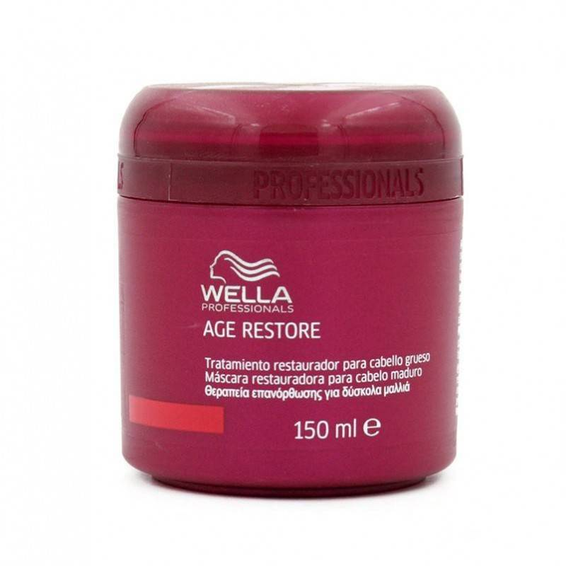 Wella Age Restore Mask Thick Hair 150 Ml