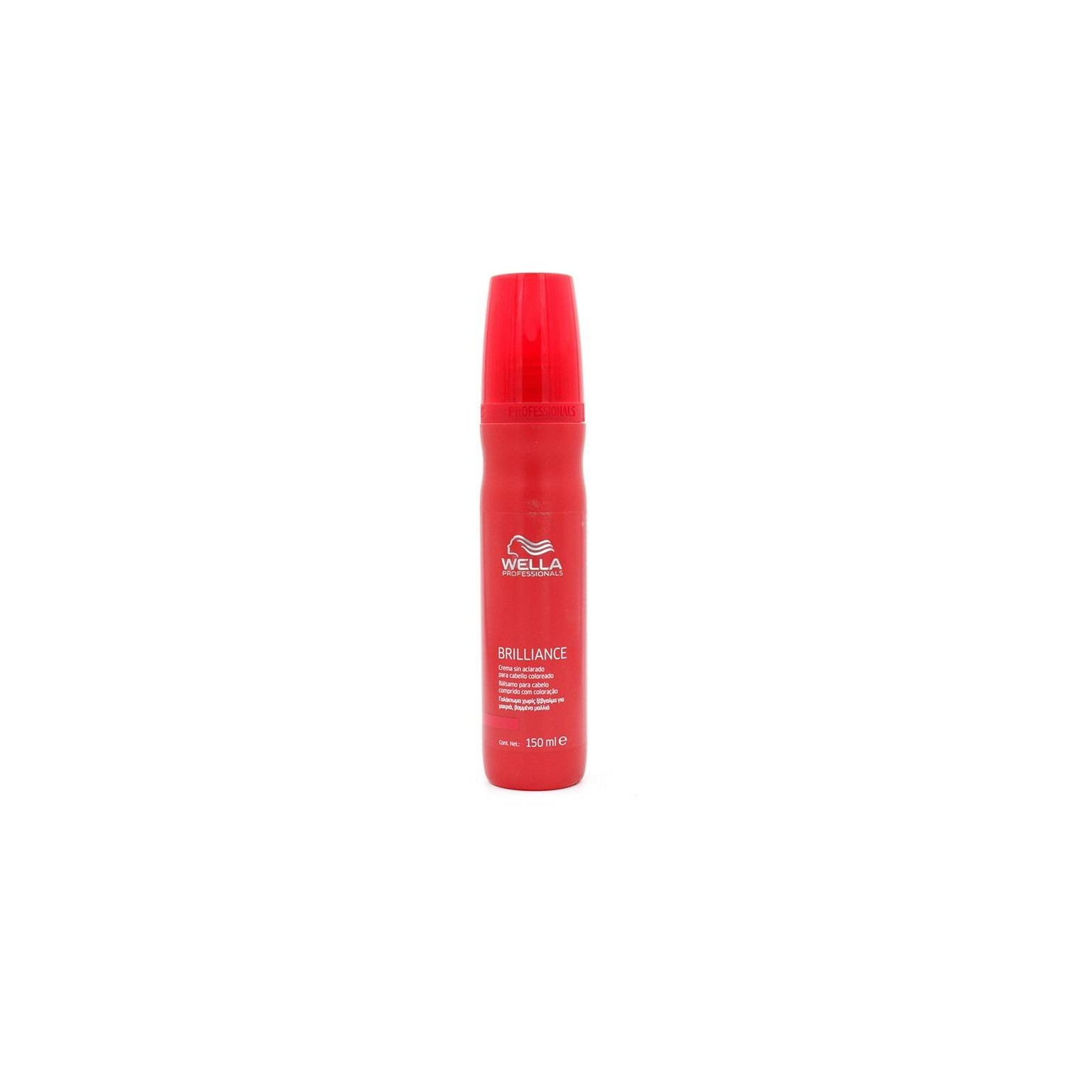 Wella Brilliance Crema Sin Aclarado 150 Ml