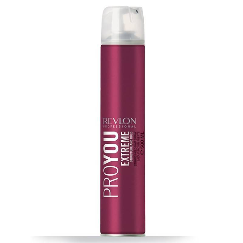 Revlon Pro You Spray Extreme Structure 500 Ml