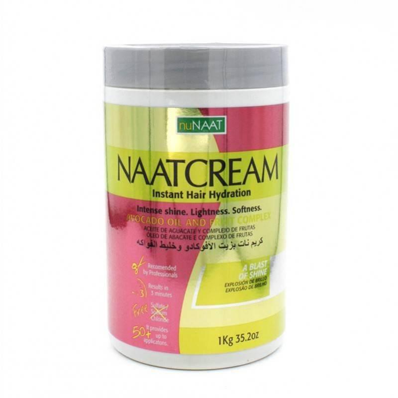 Nunaat Naatcream Aceite De Aguacate Y Complejo De Frutas 1 Kg