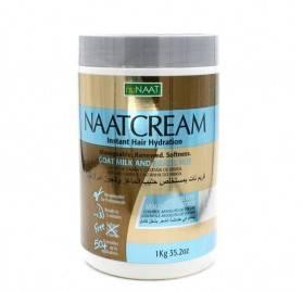 Nunaat Naatcream Crema De Leche De Cabra Y Nuezes De Brasil 1 Kg