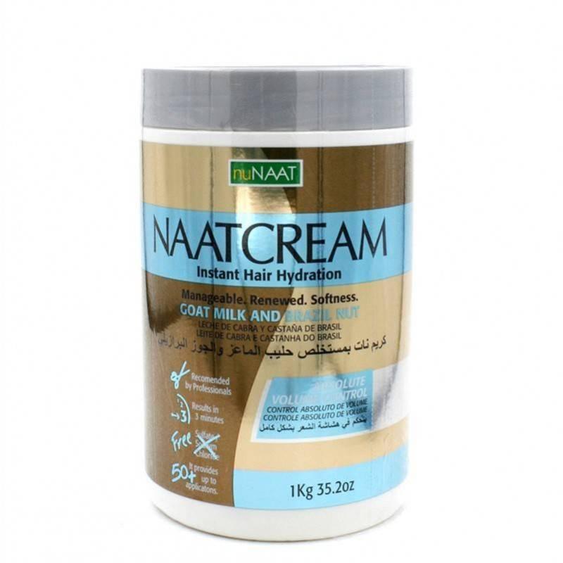 Nunaat Naatcream Cream Of Goat Milk & Nuts Of Brazil 1kg