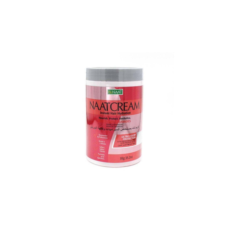 Nunaat Naatcream De Buriti & Waxmidas 1kg