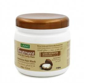 NUNAAT TREATMENT CURLY HAIR MASK INTENSIVE 500G
