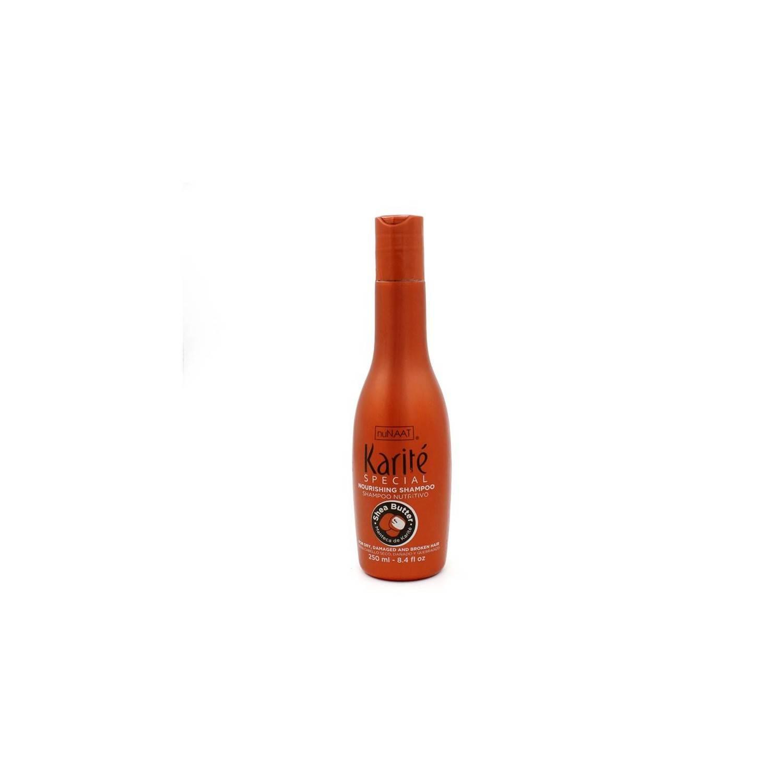 NUNAAT KARITE SPECIAL SHAMPOO NUTRITIOUS 250 ml