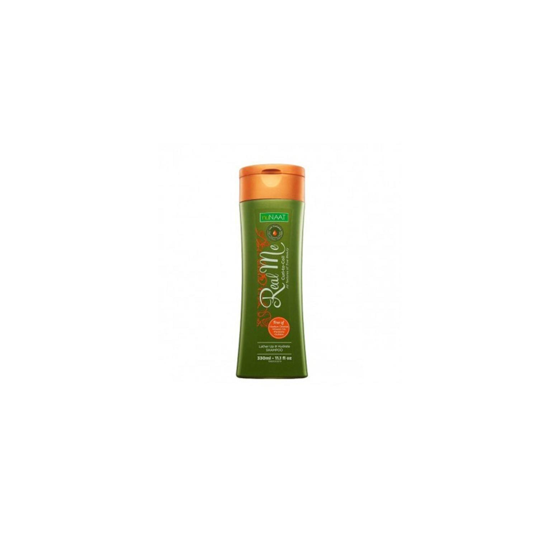 Nunaat Real Me Shampoo Moisturizing 330 Ml