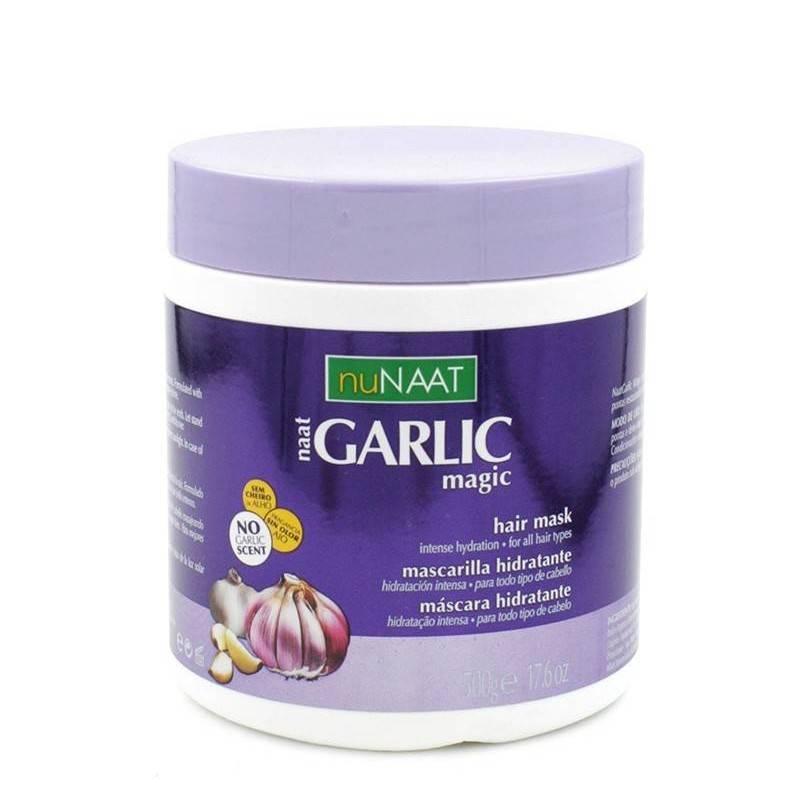 Nunaat Garlic Magic Mask Moisturizing 500g