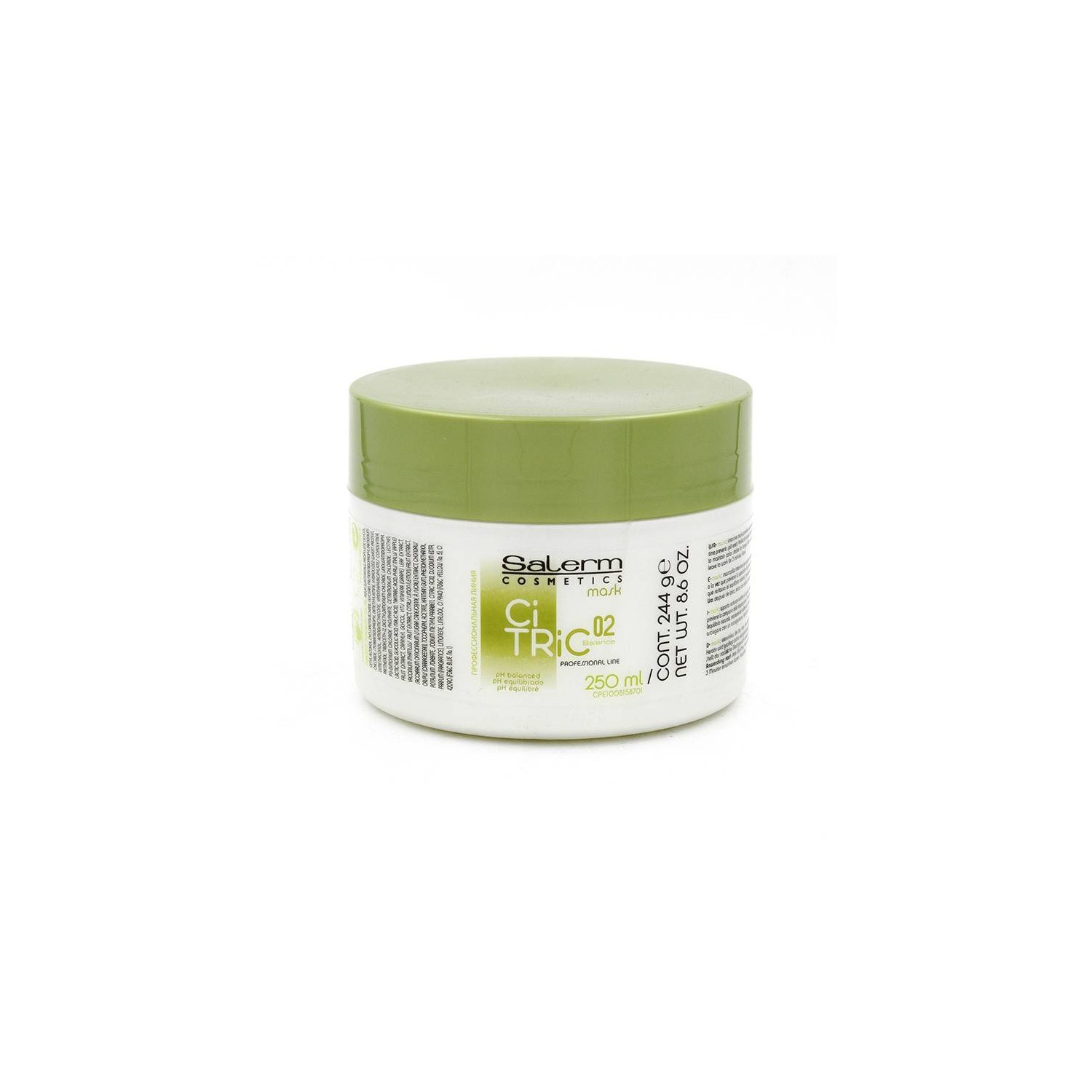 Salerm Citric Mask 250 Ml