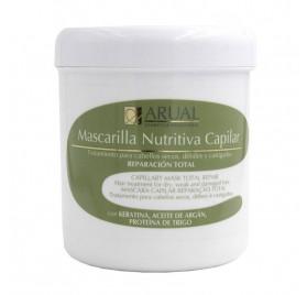 ARUAL MASCARILLA NUTRITIVA CAPILAR KERATINA 500 ml