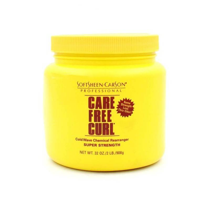 Soft & Sheen Carson Care Free Curl Cold Wave Super 908g