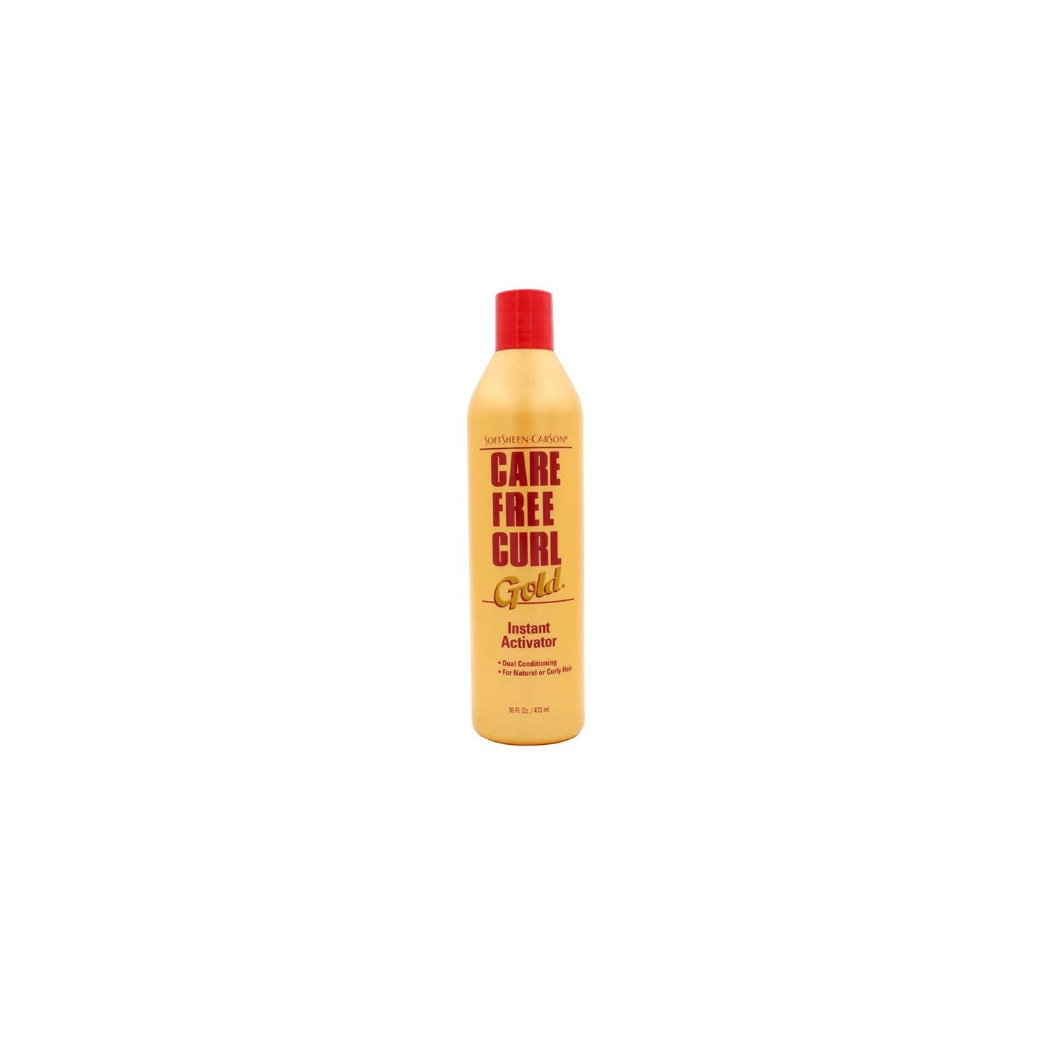 Soft & Sheen Carson Care Free Curl Gold Instant Activator 473 Ml
