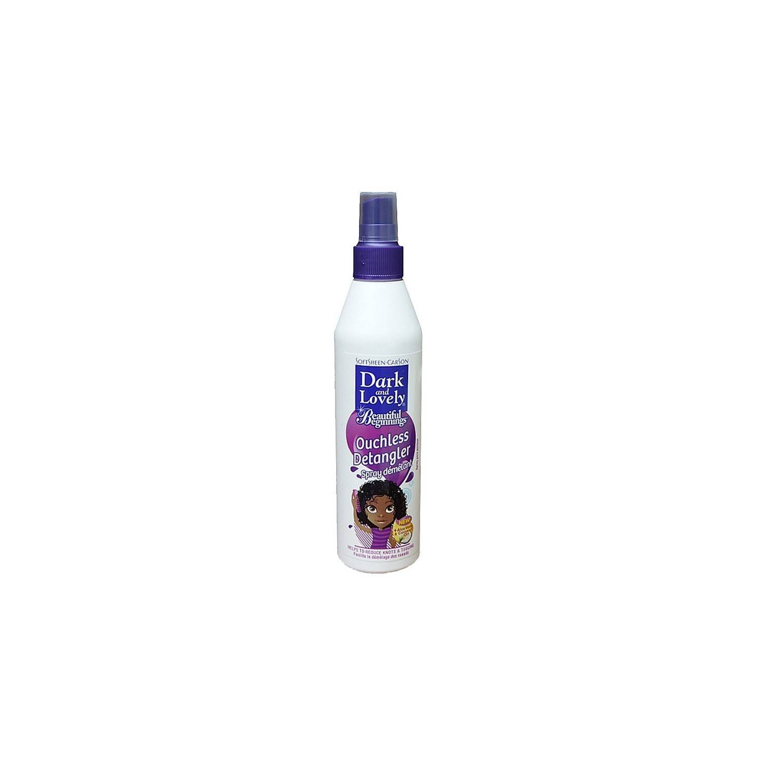 Dark & Lovely Beautiful Beginnings Detangler Spray 250 Ml