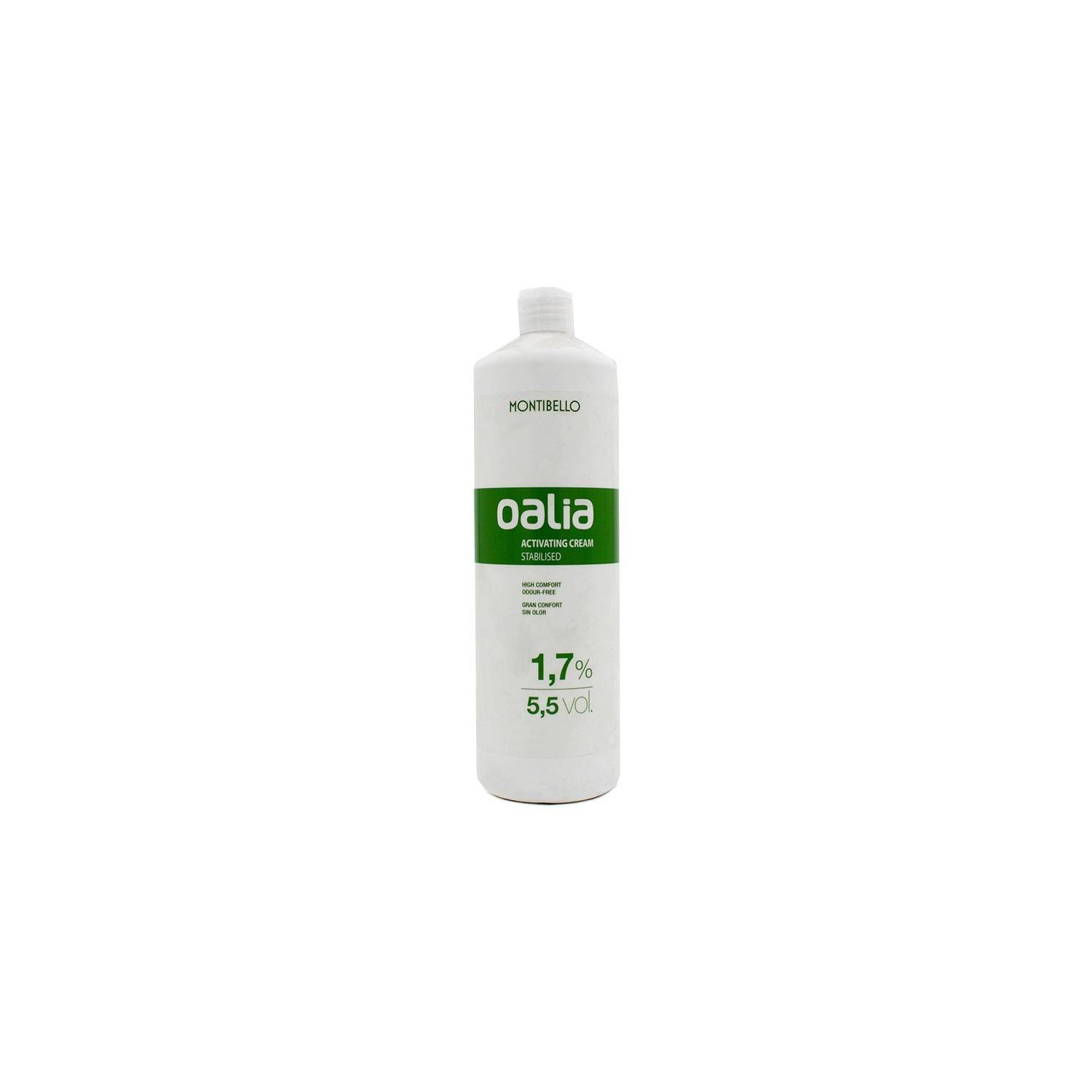 Montibello Oalia Activ Cream 5.5 Vol 1.7% 1000 Ml