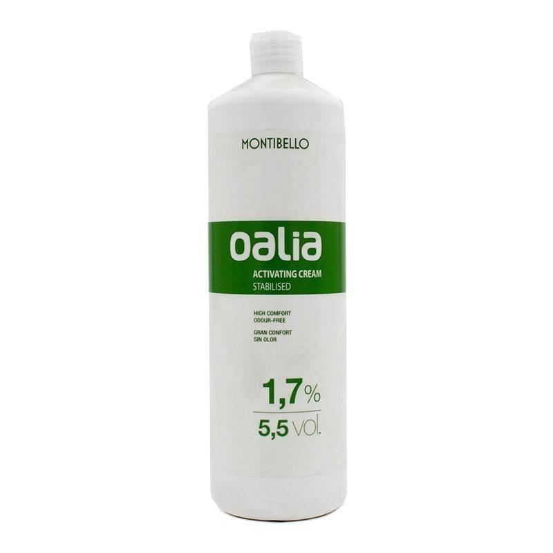 Montibello Oalia Act Cream 5.5 Vol 1.7% 1000 Ml