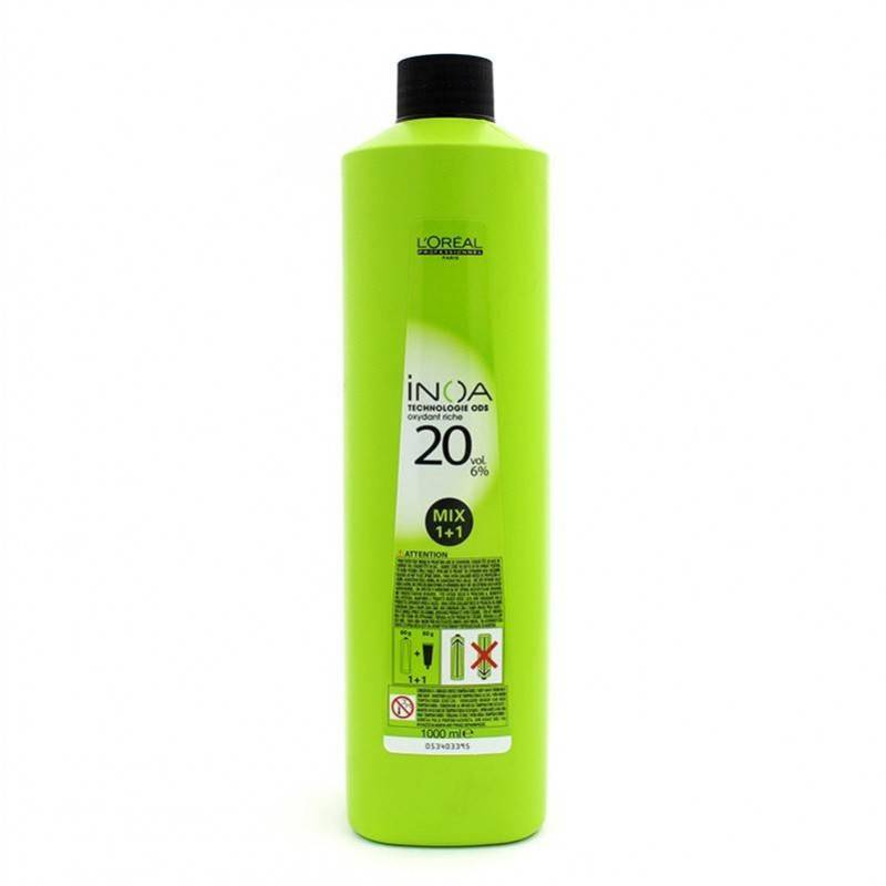 Loreal Inoa Oxidant 20vol(6%) 1000 Ml
