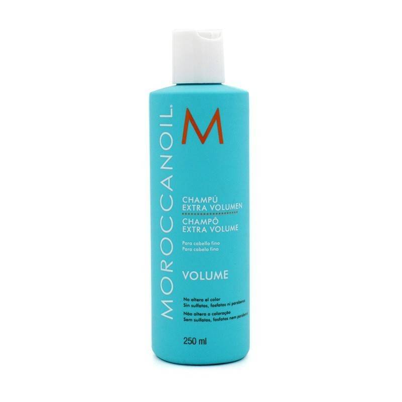 Moroccanoil Champú Extra Volumen 250 Ml (volume)