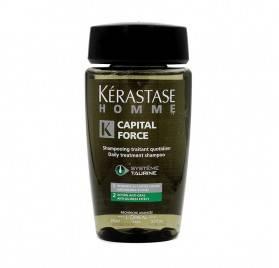KERASTASE HOMME CAPITAL FORCE BAIN ANTI GRASA 250 ml